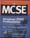 Windows 2000 Professional MCSE Study Guide ISBN 0-07-212389-3